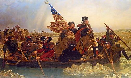 File:Washington crosses Delaware facing right.jpg