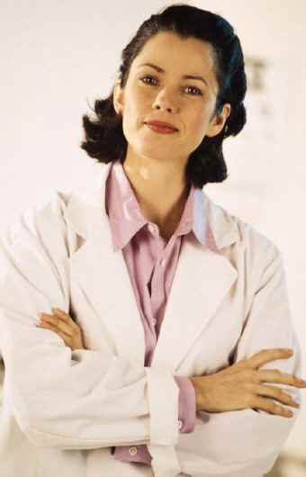 File:Woman Doctor facing left.jpg