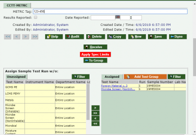 Test Assign and Track and Trace on Sample Detail.PNG